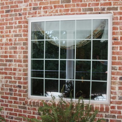 Block Window Replacement
